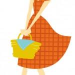 夏の定番!かごバッグはいつからいつまで使っていいの?保管方法は?