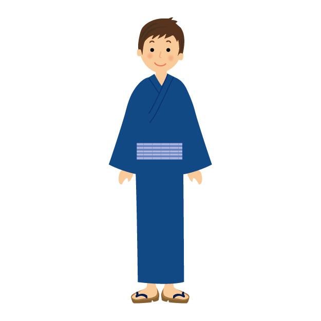men-yukata