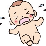 赤ちゃんのあせもと乳児湿疹の違いは?治し方は?何日で治る?