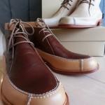 雨で濡れた革靴の乾かし方とは?染みの手入れと臭いの対処法は?