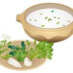 七草粥はなぜ食べるの?それぞれの効能と合うおかずのおすすめは?