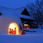 湯西川温泉かまくら祭り周辺の宿と車でのおすすめ観光ルートは?バーベキューまでできる!